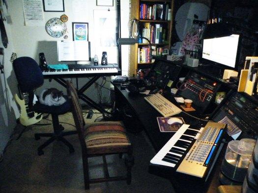 CCMW Studio 6 mar 2010